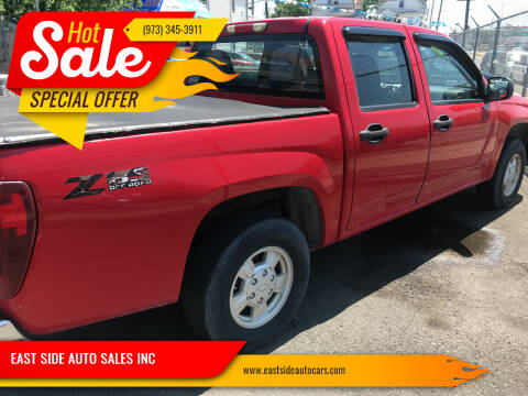 2007 Chevrolet Colorado for sale at EAST SIDE AUTO SALES INC in Paterson NJ