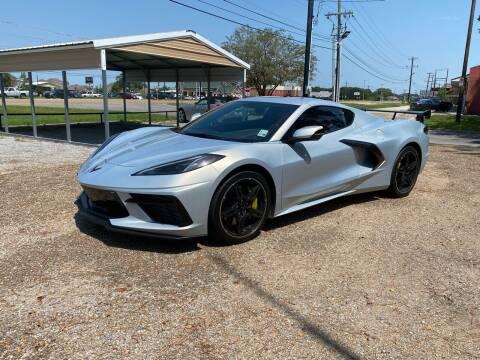 2021 Chevrolet Corvette for sale at Advanced Imports in Lafayette LA