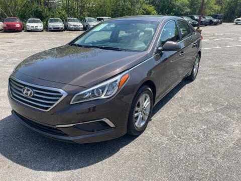 2017 Hyundai Sonata for sale at Certified Motors LLC in Mableton GA