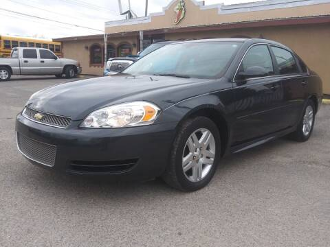 2013 Chevrolet Impala for sale at Best Buy Autos in Mobile AL