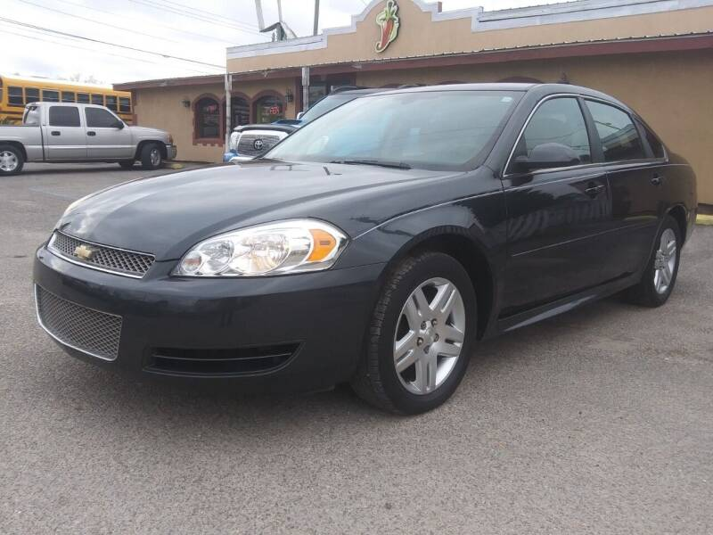 2013 Chevrolet Impala for sale at Best Buy Auto in Mobile AL