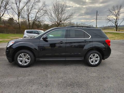 2014 Chevrolet Equinox for sale at K & P Used Cars, Inc. in Philadelphia TN