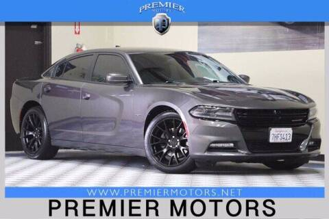 2015 Dodge Charger for sale at Premier Motors in Hayward CA
