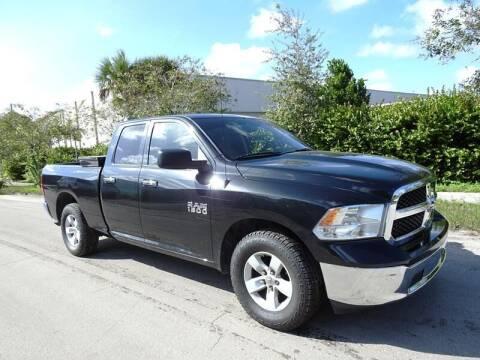 2016 RAM Ram Pickup 1500 for sale at SUPER DEAL MOTORS 441 in Hollywood FL