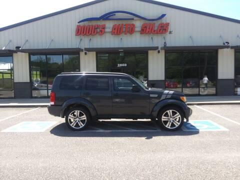 2011 Dodge Nitro for sale at DOUG'S AUTO SALES INC in Pleasant View TN
