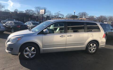 2010 Volkswagen Routan for sale at BWK of Columbia in Columbia SC