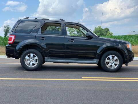 2011 Ford Escape for sale at Tennessee Valley Wholesale Autos LLC in Huntsville AL