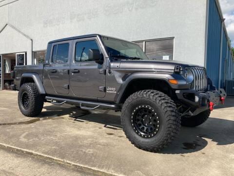 2020 Jeep Gladiator for sale at A & H Auto Sales in Clanton AL
