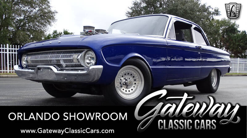 1961 Ford Falcon for sale in Lake Mary, FL