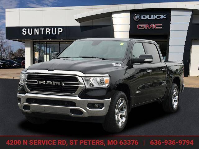 2019 RAM Ram Pickup 1500 for sale at SUNTRUP BUICK GMC in Saint Peters MO