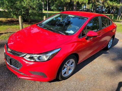 2017 Chevrolet Cruze for sale at CItywide Auto Credit in Oregon OH