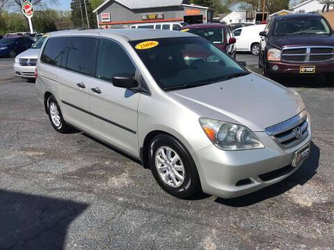 2005 Honda Odyssey for sale at Huggins Auto Sales in Ottawa OH