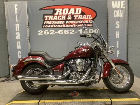 2009 Kawasaki Vulcan 900 Classic for sale at Road Track and Trail in Big Bend WI