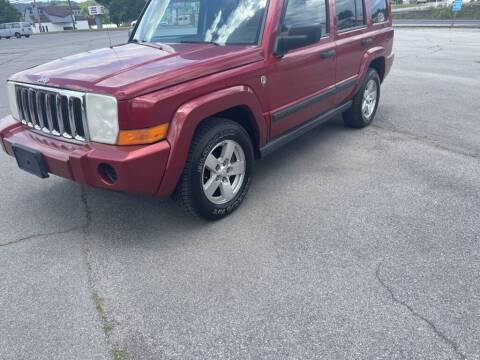 2006 Jeep Commander for sale at Carl's Auto Incorporated in Blountville TN