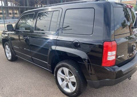 2014 Jeep Patriot for sale at Superstition Auto in Mesa AZ