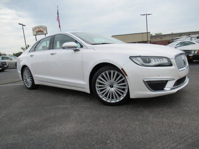 2017 Lincoln MKZ Hybrid for sale at TAPP MOTORS INC in Owensboro KY