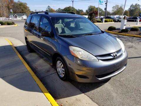 2006 Toyota Sienna for sale at RVA Automotive Group in North Chesterfield VA