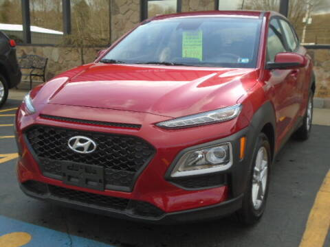 2020 Hyundai Kona for sale at Rogos Auto Sales in Brockway PA