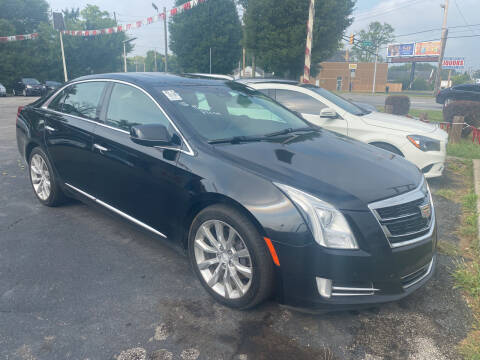 2016 Cadillac XTS for sale at Right Place Auto Sales in Indianapolis IN