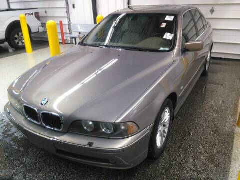 2002 BMW 5 Series for sale at Euro Auto in Overland Park KS