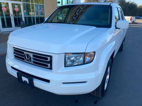 2008 Honda Ridgeline for sale at RN Auto Sales Inc in Sacramento CA