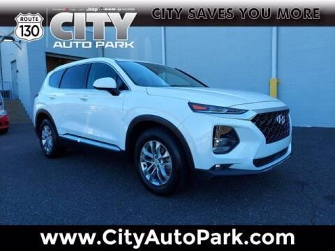 2019 Hyundai Santa Fe for sale at City Auto Park in Burlington NJ