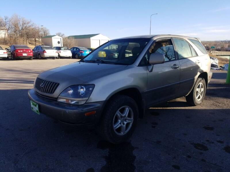 2000 Lexus RX 300 for sale at Independent Auto in Belle Fourche SD