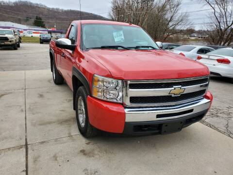2010 Chevrolet Silverado 1500 for sale at A - K Motors Inc. in Vandergrift PA