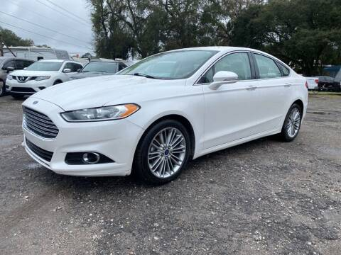 2014 Ford Fusion for sale at Right Price Auto Sales in Waldo FL