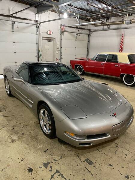 1999 Chevrolet Corvette for sale at MICHAEL'S AUTO SALES in Mount Clemens MI
