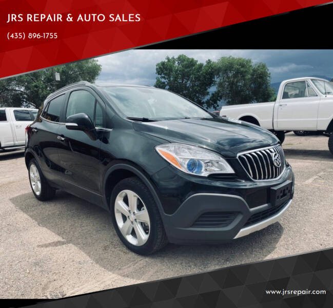 2015 Buick Encore for sale at JRS REPAIR & AUTO SALES in Richfield UT