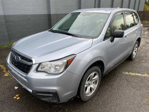 2017 Subaru Forester for sale at APX Auto Brokers in Lynnwood WA