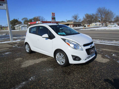 2015 Chevrolet Spark for sale at Padgett Auto Sales in Aberdeen SD