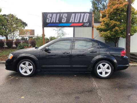 2013 Dodge Avenger for sale at Sal's Auto in Woodburn OR