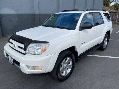 2004 Toyota 4Runner for sale at APX Auto Brokers in Lynnwood WA