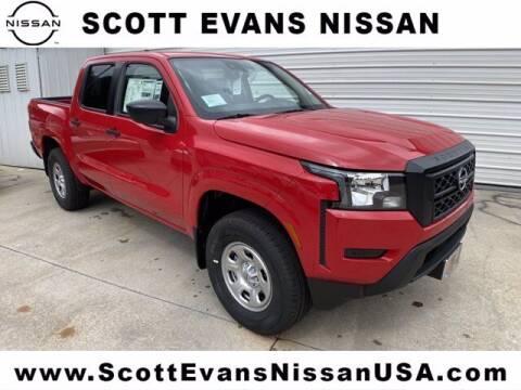 2022 Nissan Frontier for sale at Scott Evans Nissan in Carrollton GA