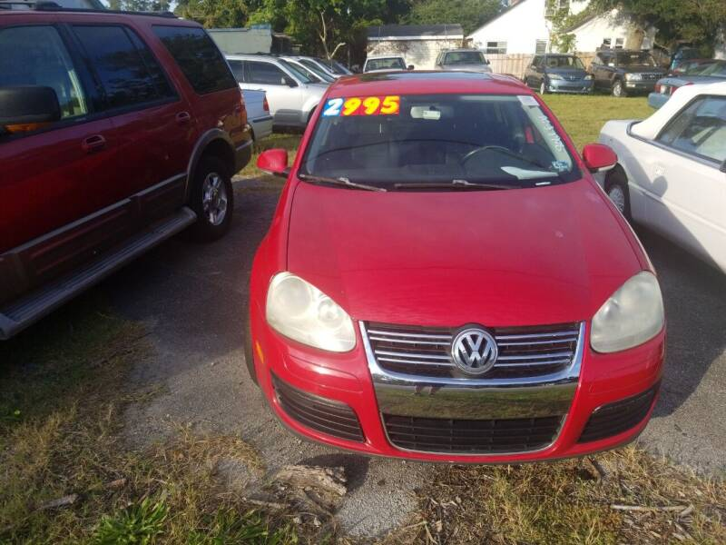 2008 Volkswagen Jetta for sale at Webb's Automotive Inc 11 in Morehead City NC