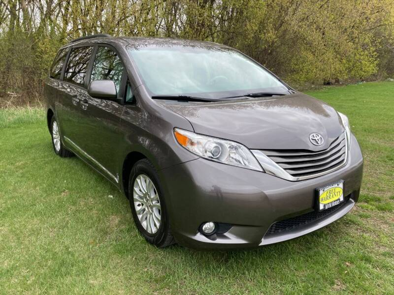 2011 Toyota Sienna for sale at M & M Motors in West Allis WI
