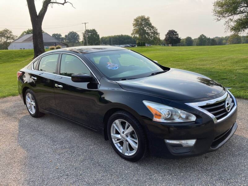 2013 Nissan Altima for sale at Good Value Cars Inc in Norristown PA