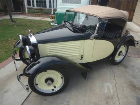 1931 Austin American for sale at Classic Car Deals in Cadillac MI