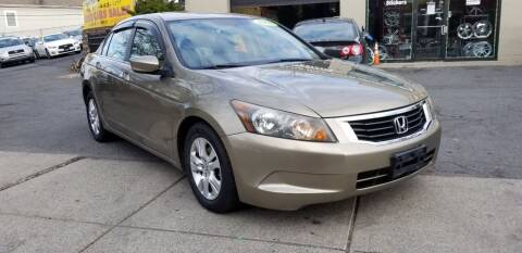 2008 Honda Accord for sale at Motor City in Roxbury MA