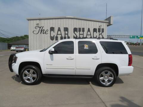 2010 Chevrolet Tahoe for sale at The Car Shack in Corpus Christi TX