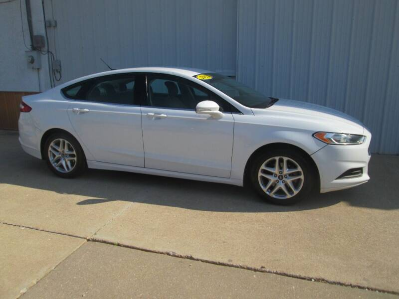 2013 Ford Fusion for sale at Parkway Motors in Osage Beach MO