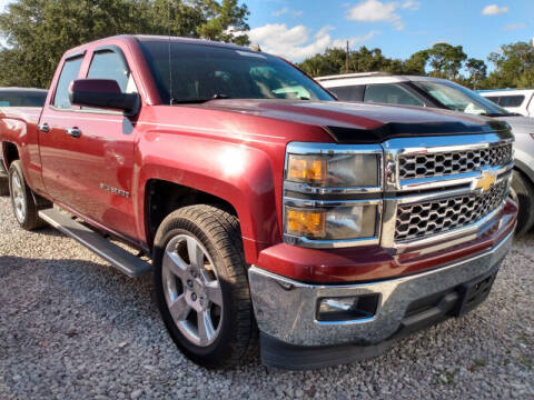2014 Chevrolet Silverado 1500 for sale at Empire Automotive Group Inc. in Orlando FL