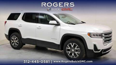 2021 GMC Acadia for sale at ROGERS  AUTO  GROUP in Chicago IL