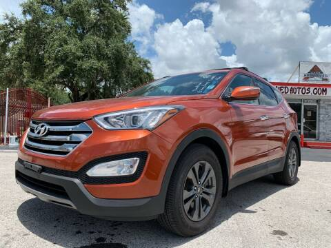 2015 Hyundai Santa Fe Sport for sale at Always Approved Autos in Tampa FL