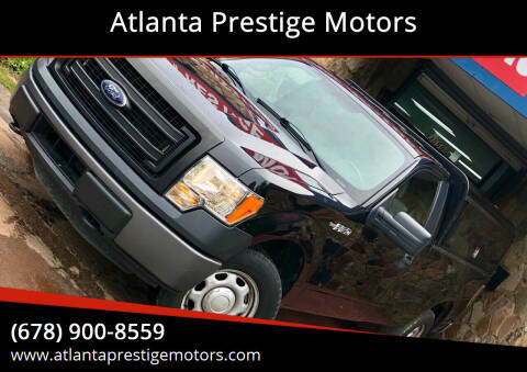 2014 Ford F-150 for sale at Atlanta Prestige Motors in Decatur GA