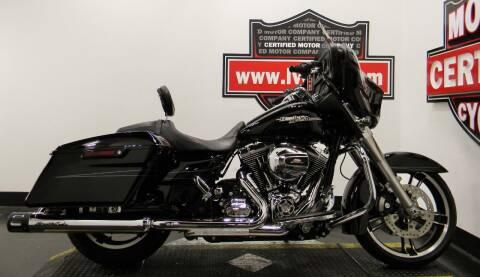 2014 Harley-Davidson Street Glide for sale at Certified Motor Company in Las Vegas NV