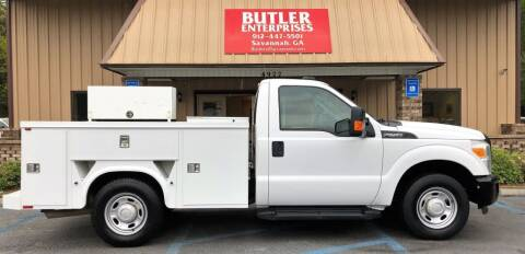 2014 Ford F-250 Super Duty for sale at Butler Enterprises in Savannah GA