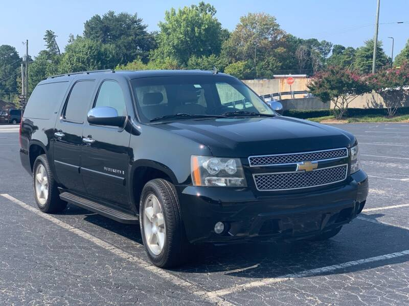 2008 Chevrolet Suburban for sale at Philip Motors Inc in Snellville GA